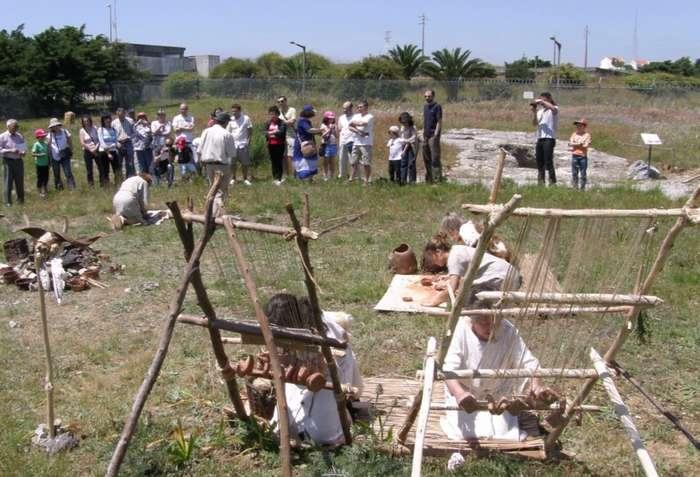Recriação histórica do Clã de Carenque na Amadora