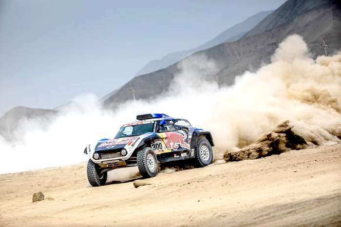 O Dakar 2021 vai percorre trilhos da Arábia Saudita