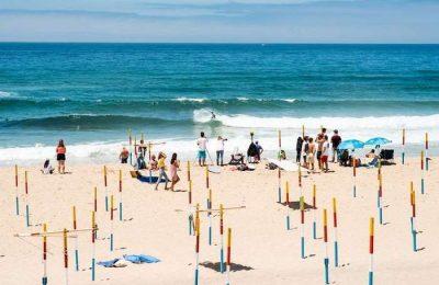 Surf: A Praia Grande recebe a Allianz Sintra Pro