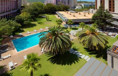 Lisbon Marriott Hotel reabre a 8 de julho