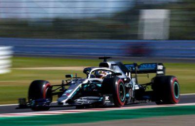 Mundial de Formula 1 mais perto de Portugal em 2020