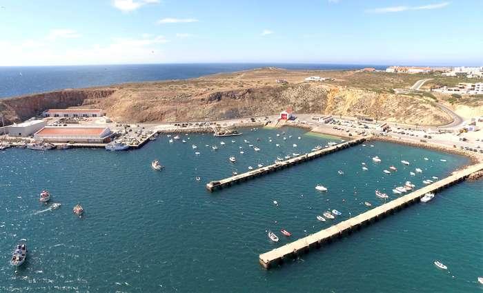 Docapesca reabilita o Porto de pesca da Baleeira