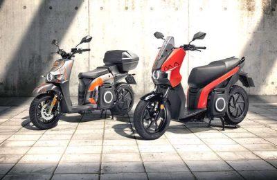 A SEAT apresentou duas eScooters de mobilidade urbana