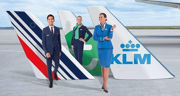 Air France-KLM agenda 160 voos em Agosto para Portugal