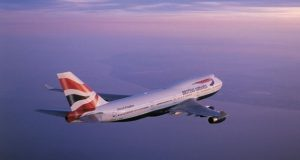 British Airways acaba com a frota Boeing 747