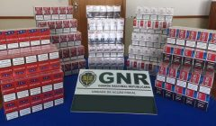Unidade Fiscal da GNR apreende tabaco ilegal