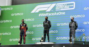 Lewis Hamilton venceu o G. P. da Hungria dem Formula 1