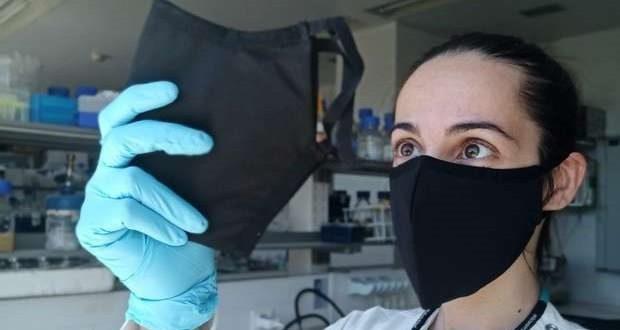 É Portuguesa a Máscara que inativa o SARS-CoV-2