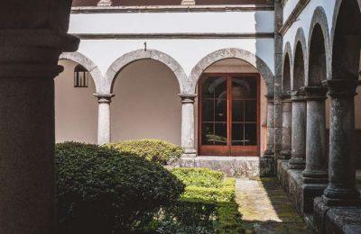 Museu do Caramulo restaura o Claustro do séc. XVIII