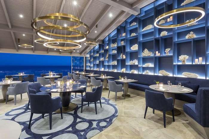 O Restaurante Ocean no Vila Vita Parc já reabriu