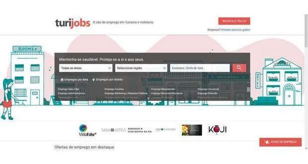 TuriJobs alarga atividade ao mercado Italiano