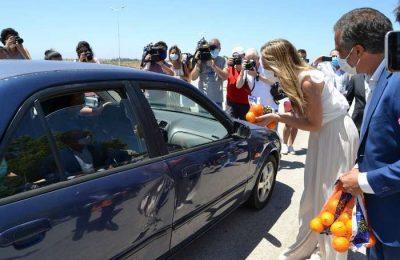 Algarve e Andaluzia celebraram a abertura da fronteira