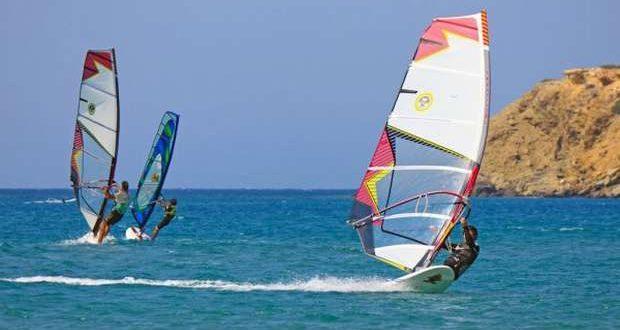 Nacional Windsurf 2020 na Praia do Martinhal