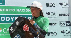 Bodyboard: Campeões Nacionais venceram em Santa Cruz
