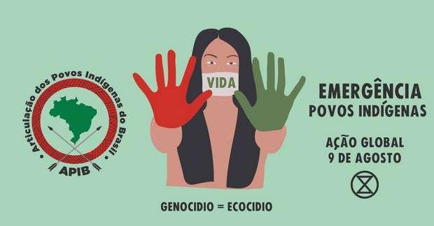Alerta para a extinção dos povos indígenas no Brasil