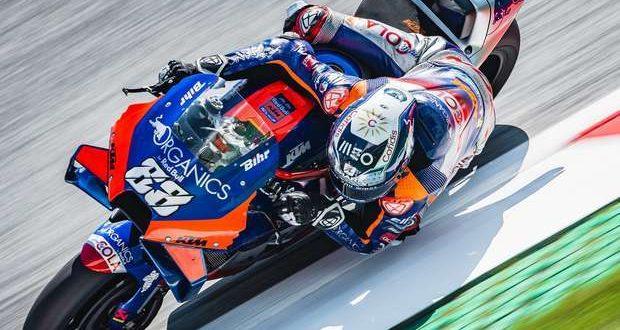 Miguel Oliveira conquista a 1ª vitória em MotoGP