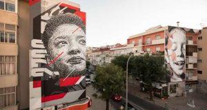 A arte urbana dá vida às ruas da Amadora