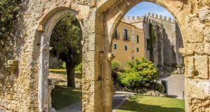 Castelo de Palmela premiado com o Travellers Choice