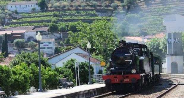 Comboio Histórico do Douro por mais dois sábados