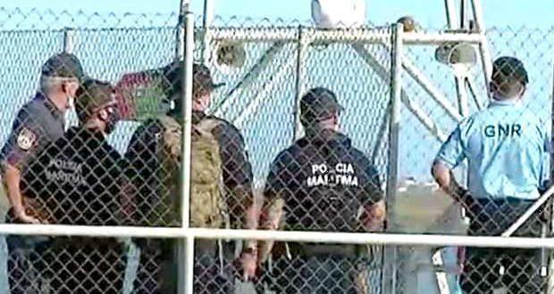28 migrantes intercetados na ilha da Deserta no Algarve