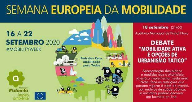 Palmela: Debate sobre mobilidade e urbanismo tático