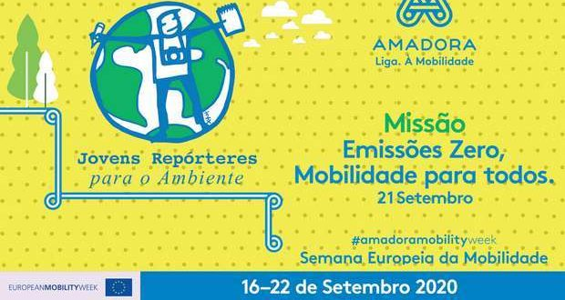 """Missão JRA """"Emissões Zero, Mobilidade para Todos"""""""