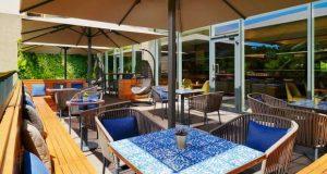 Nova Carta de Petiscos no Tapas & Tiles - Café Terrace
