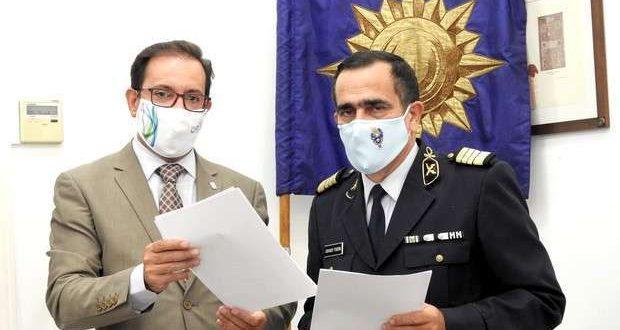 GNR e ENSE assinam protocolo de cooperação