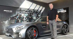 Holger Marquardt o novo CEO da Mercedes-Benz Portugal