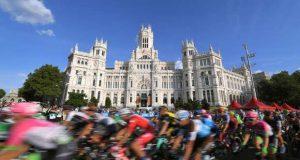 Volta a Espanha em ciclismo vai hoje para a estrada