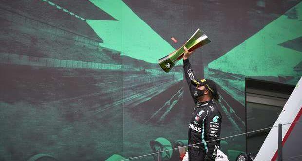 Lewis Hamilton venceu o GP de Portugal em Formula 1