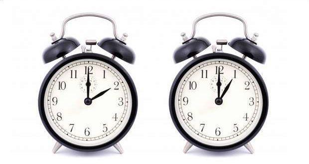 A Hora muda na madrugada do próximo Domingo