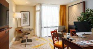 O Lisbon Marriott Hotel anuncia o serviço Work Away