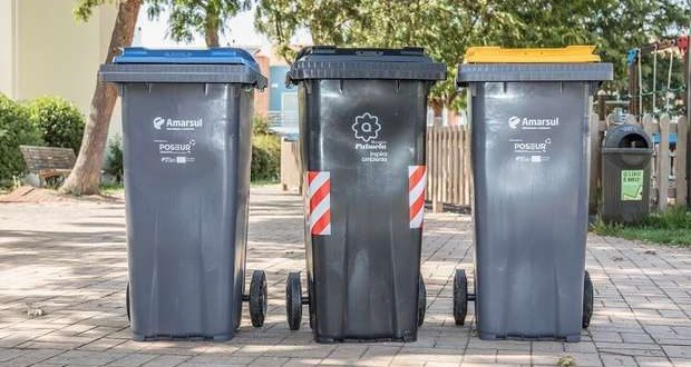 2ª Fase da recolha de resíduos porta a porta em Palmela