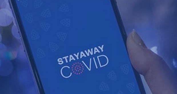Mais de um milhão baixou a Aplicação StayAway Covid