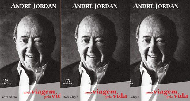 2ª edição de Uma Viagem pela Vida de André Jordan