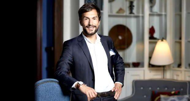 Gonçalo Santos nomeado delegado da Relais & Châteaux