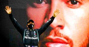 Lewis Hamilton conquistou a 95ª Vitória no Bahrain