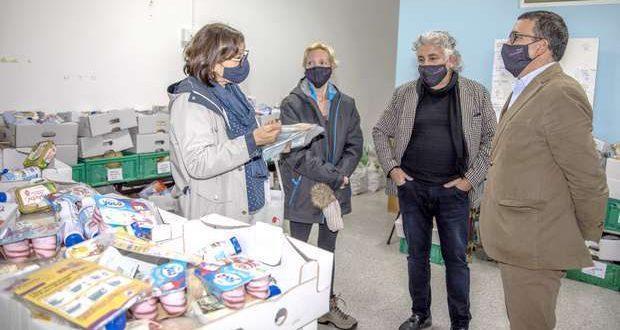 Projeto Cabaz Solidário Saudável apoia 215 famílias