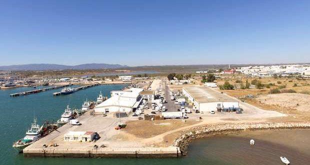 Docapesca investe no porto de pesca do rio arade