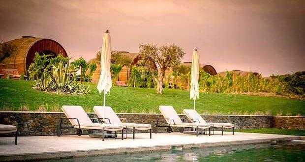 2 = a 3 no Wine House Hotel da Quinta da Pacheca