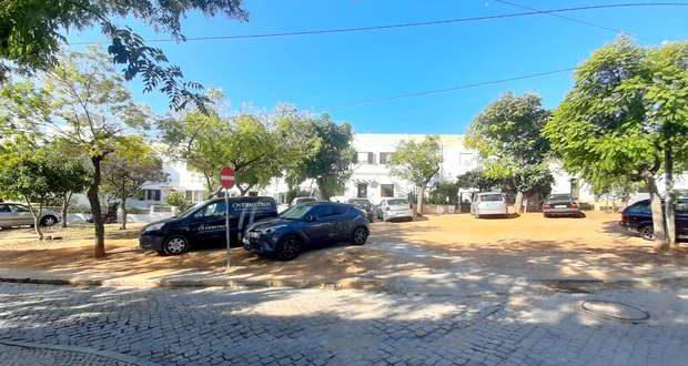 Faro transforma a Rua Caldas Xavier em espaço verde
