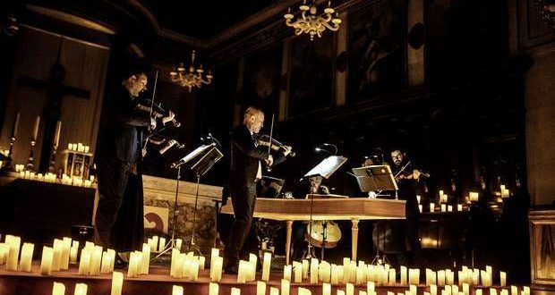 Candlelight - Concertos de música Clássica à luz das Velas