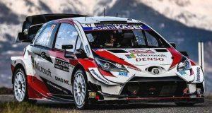 Sébastien Ogier renovou com a Toyota para 2021
