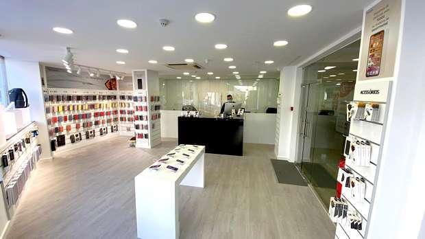 A iServices esta a recrutar para quatro novas lojas