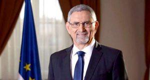 Jorge Carlos Fonseca investido Doutor Honoris Causa