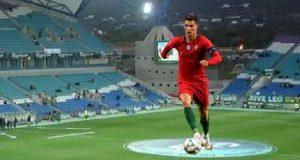 Cristiano Ronaldo é finalista ao Prémio The Best da FiFa