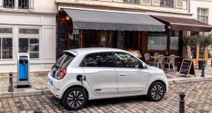 A Renault anuncia o TWINGO Electric com 2 versões