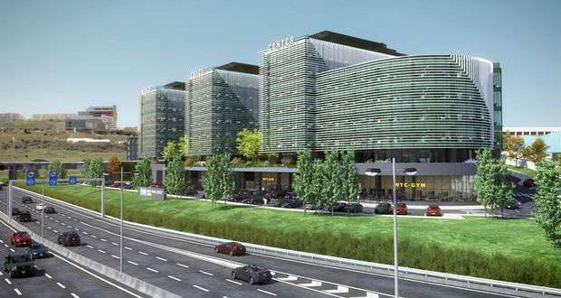 O World Trade Center em Oeiras fica concluído em 2021