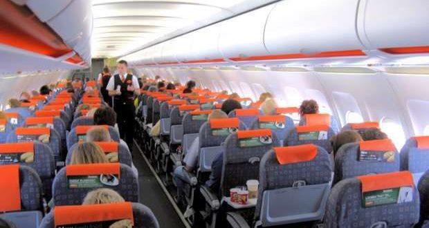 easyJet reduz o volume da bagagem de cabine